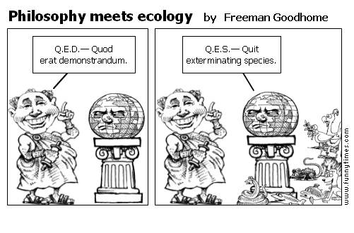 philosophy ecology