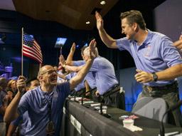 Happy NASA :)