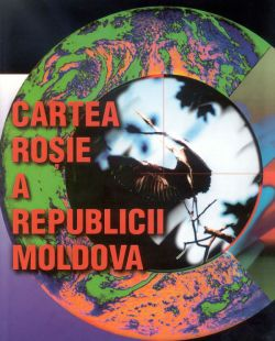 Red Book of Moldova