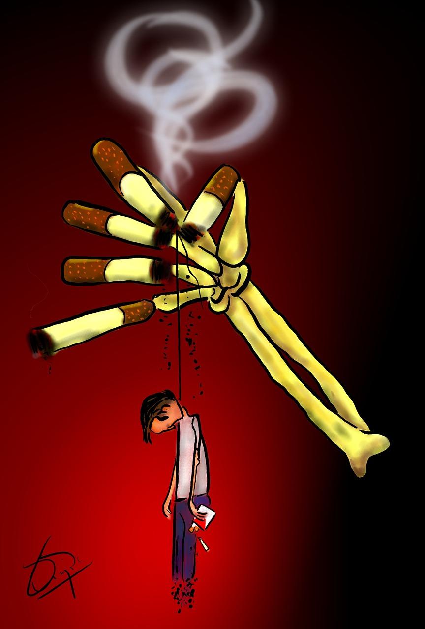 disease of smoking