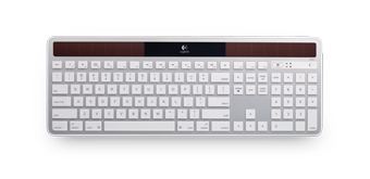 Logitech Wireless Solar Keyboard