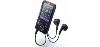 Sony NWz-E463B MP4 player